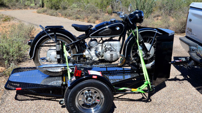 How to Transport and Ship a Motorcycle