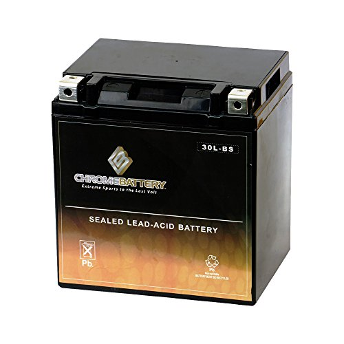 CB Chrome Battery YTX30L-BS: The Best Lead-Acid Batteries for Motorcycles