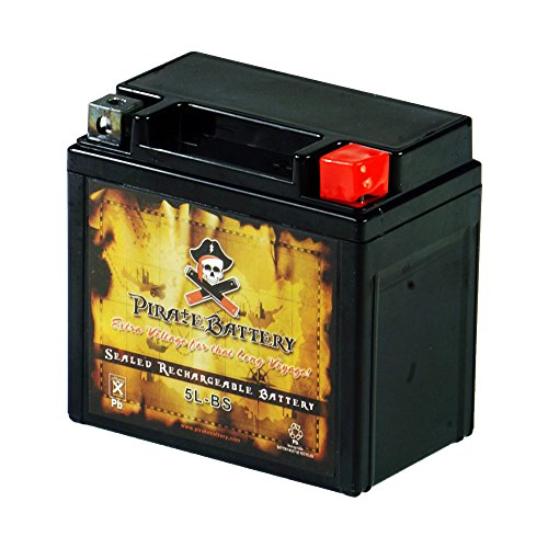 Pirate Battery YTX5L-BS