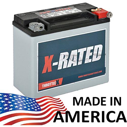 ThrottleX Batteries