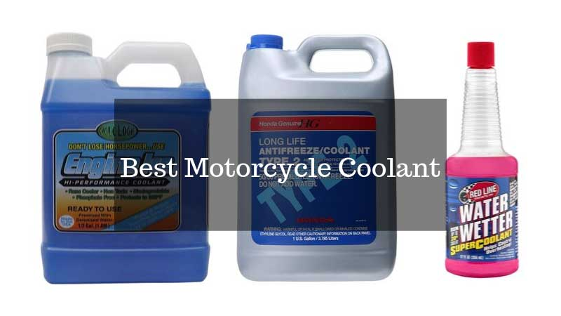 Best Motorcycle Coolant