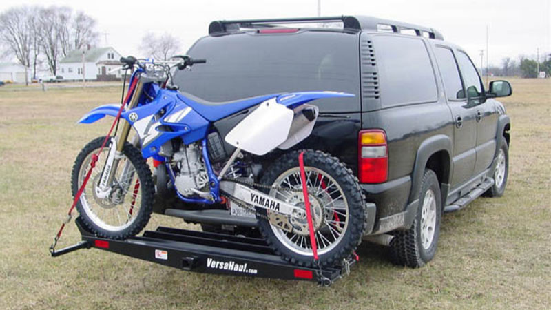 Best Motorcycle Hitch Carrier Reviews