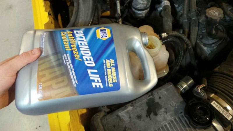 How To Flush and Change Your Motorcycle Coolant