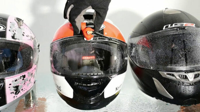 Do They Make Motorcycle Helmets with Windshield Wipers?
