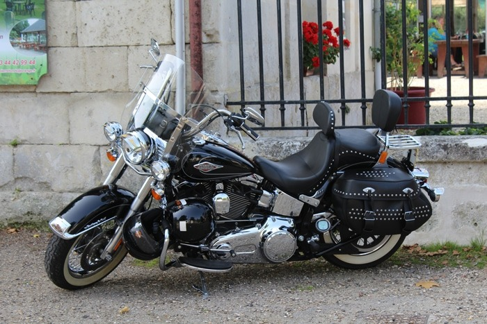 Harley-Davidson-used