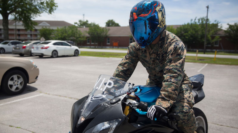 How Do Motorcycle Helmets Prevent Concussions