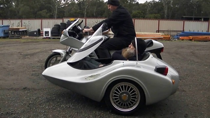 Motorcycle-Sidecars