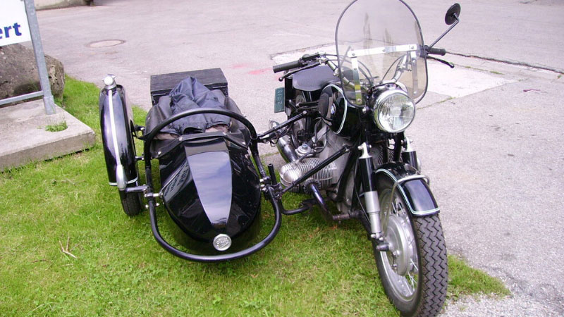 Why Are Motorcycle Sidecars Rarely Seen These Days