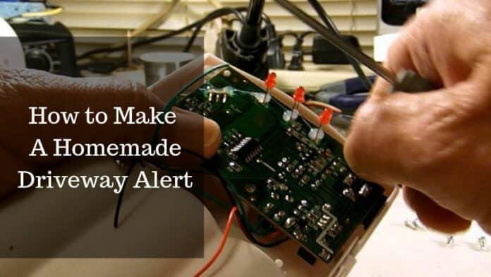 How to Make a Homemade Driveway Alarm?