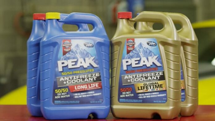 Antifreeze Vs. Coolant: Are These Same Or Different?
