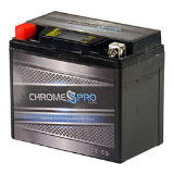 Chrome-Battery-YTX12-BS-IGEL-AGM-Battery