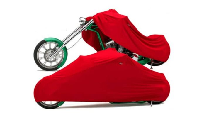 How to Make a Custom Motorcycle Cover?