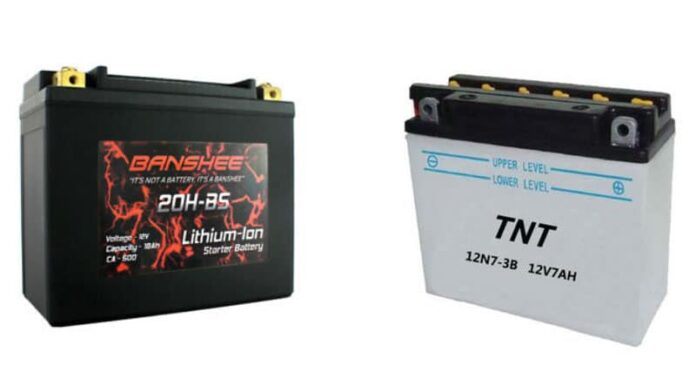 Lithium Vs Lead Acid Motorcycle Battery: Which Is Good?