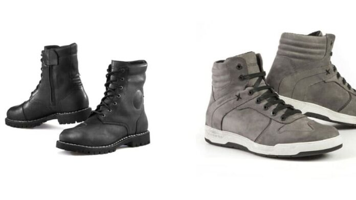 Motorcycle Boots Vs Shoes: Which One To Pick?