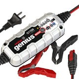 NOCO-Genius-G1100-Battery-Charger-and-Maintainer: Best Value Battery Tender for Motorcycles