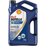 Shell-Rotella-T6-Full-Synthetic-5W-40-Diesel-Motor-Oil