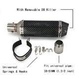 Universal-1.5-2-Inlet-Slip-On-Exhaust-Muffler