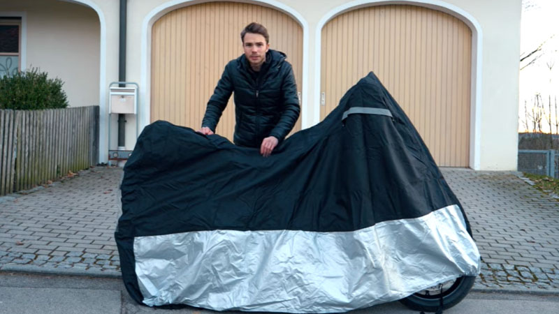 Velmia Motorcycle Cover