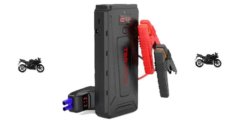 Best Motorcycle Jump Starters Reviews