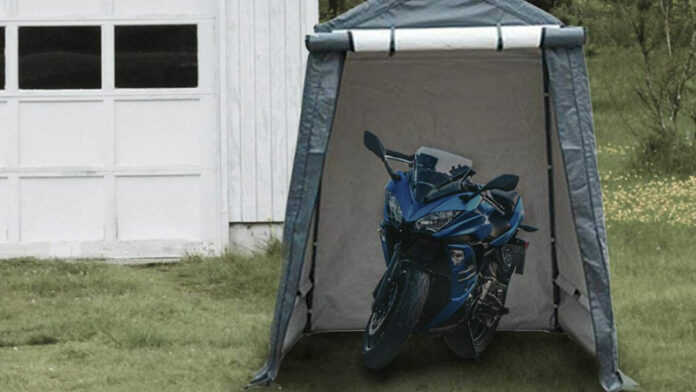 10 Best Motorcycle Storage Sheds – Reviews & Buying Guide