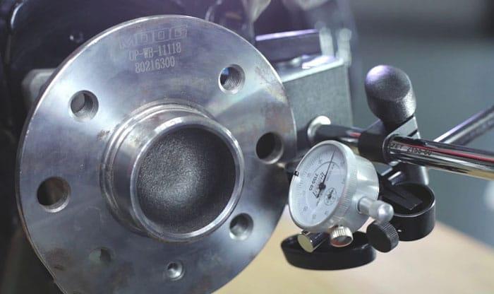 Measure-Brake-Rotor-Thickness