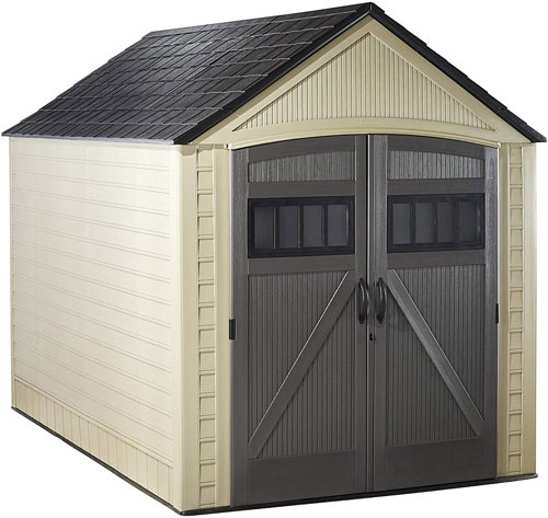 Rubbermaid Roughneck Storage Shed
