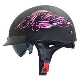 Vega-Helmets-Unisex-Adult-Half-Helmet