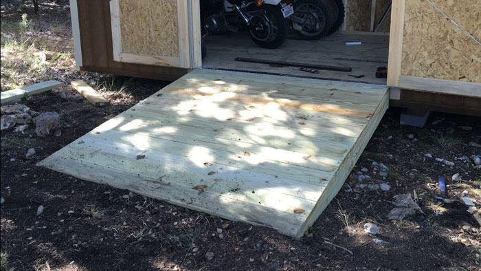 a-Motorcycle-Ramp