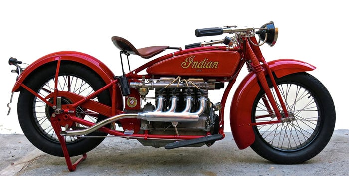 Timeline Of The History Of Indian Motorcycles