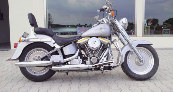 1994 Harley- Davidson VR 1000