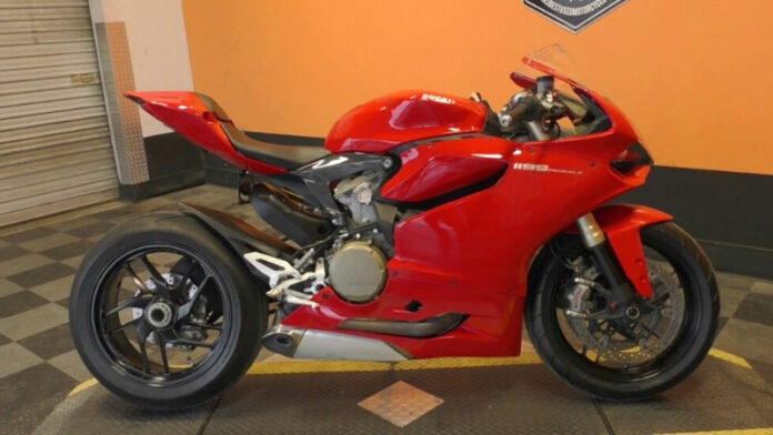 2012 Ducati 1199 Panigale Recalled