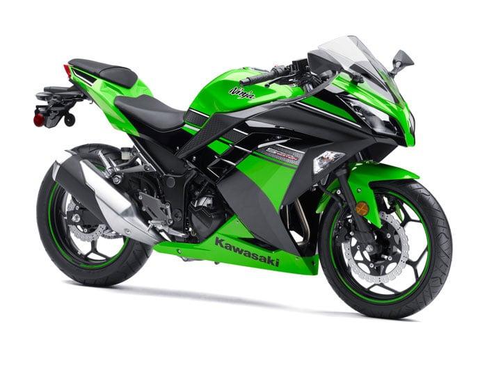 2013 Kawasaki Ninja EX 300 ABS SE