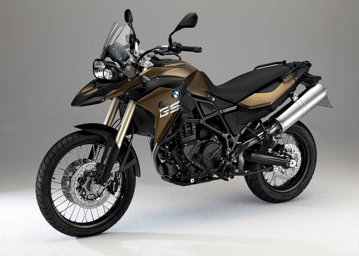 2013 BMW F 800 GS Review