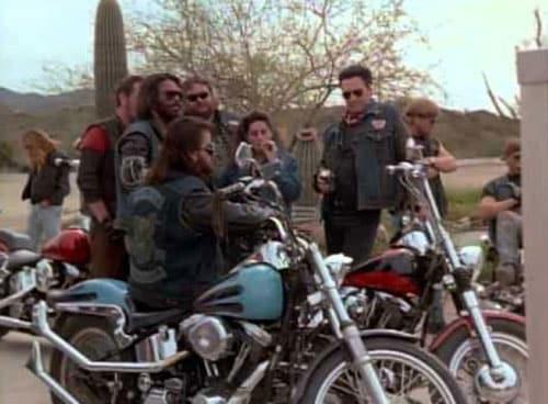 A Movie Based On Real Biker Gangs