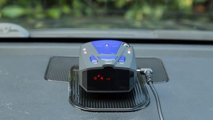 A Radar Detector
