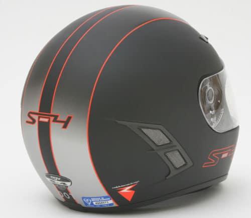 The AGV S-4 Helmet