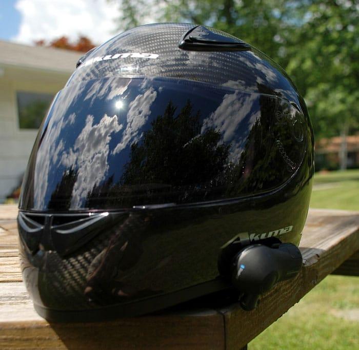 Akuma Phantom II MFR Helmet