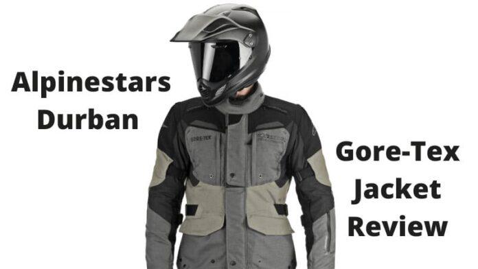 Alpinestars Durban Gore-Tex Jacket Review – BikersRights