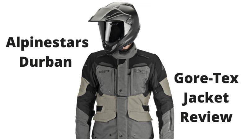 Alpinestars Durban Gore-Tex Jacket Review