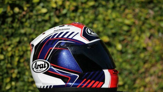 Arai Corsair-V Helmet Review – BikersRights