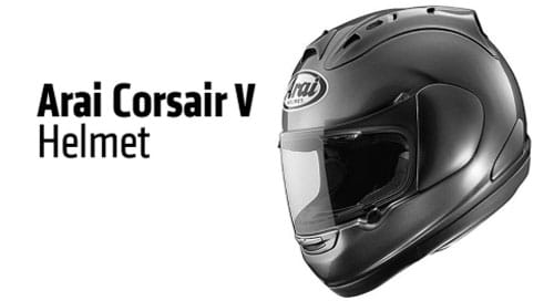 Arai Corsair-V Helmet
