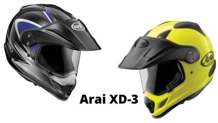 Arai XD-3 Helmet Review – BikersRights