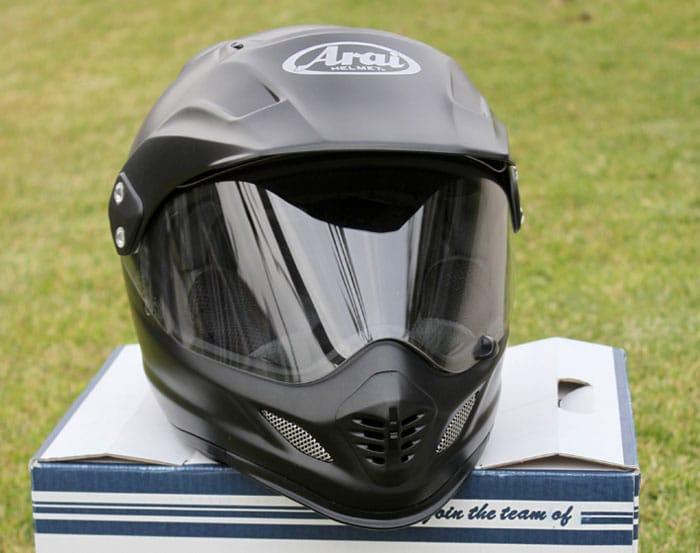 Arai XD-3 Helmet Review