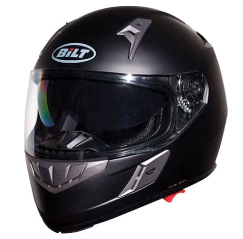 BILT Spirit Full-Face Motorcycle Helmet