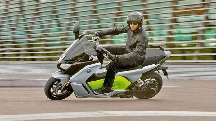 BMW C Evolution Electric Scooter – An in-depth Look