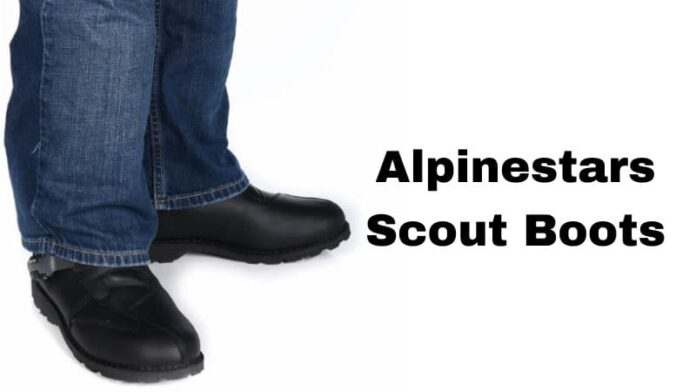 Effective Duality: Alpinestars Scout Boots