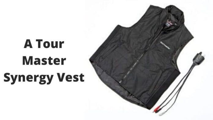 Extend Your Riding Season with a Tour Master Synergy Vest