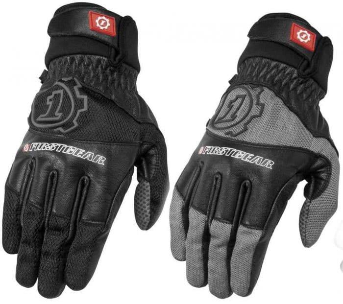 FirstGear Baja Mesh Gloves Review