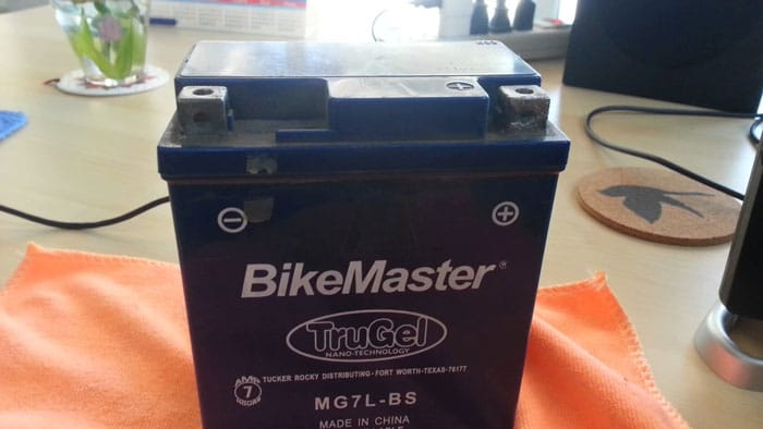 Gel Cell Batteries for Motorcycles