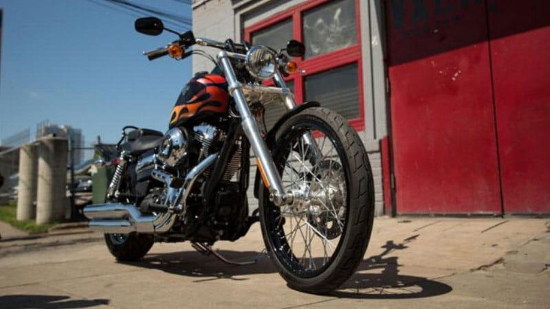 Harley-Davidson Dyna Wide Glide